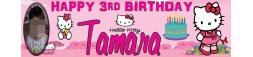 3rd Birthday Party Banner 6